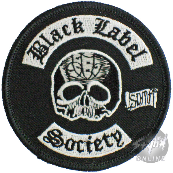 Incredibles Logo Patch Label Society Logo Patches