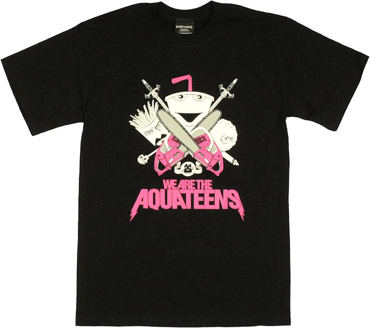 Aqua teen hunger force clothing