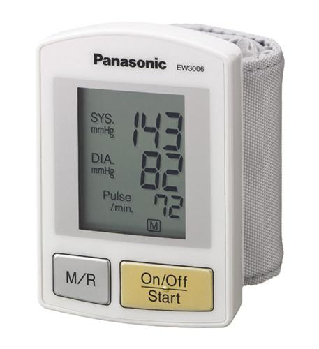 Discount Electronics On Sale Panasonic Consumer PAN-EW3006S Panasonic Wrist Blood Pressure Monitor