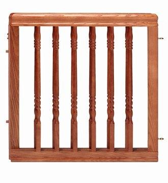 Evenflo G1555C Home Decor Stair Gate - Harvest Oak Best Price