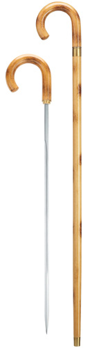 Harvy Men's Sword Cane - Now Availabe in Black Cane