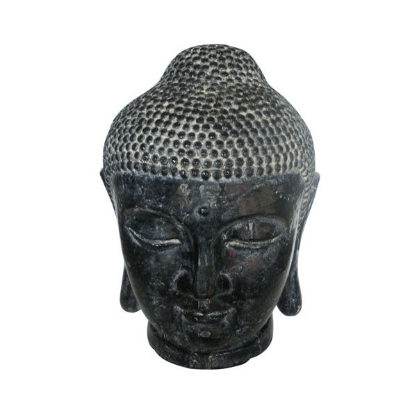 Alpine CBJ170 Buddha Head Statuary CBJ170