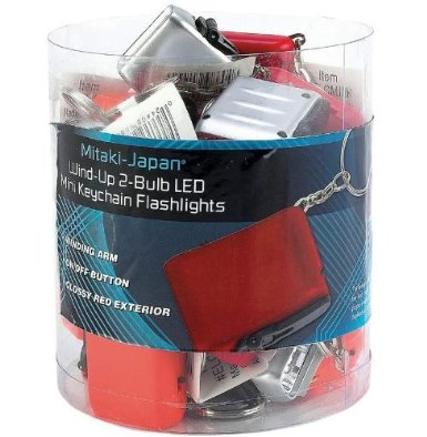 B&f System Elcmini Mitaki-japan 24pc 2-bulb Led Wind-up M...
