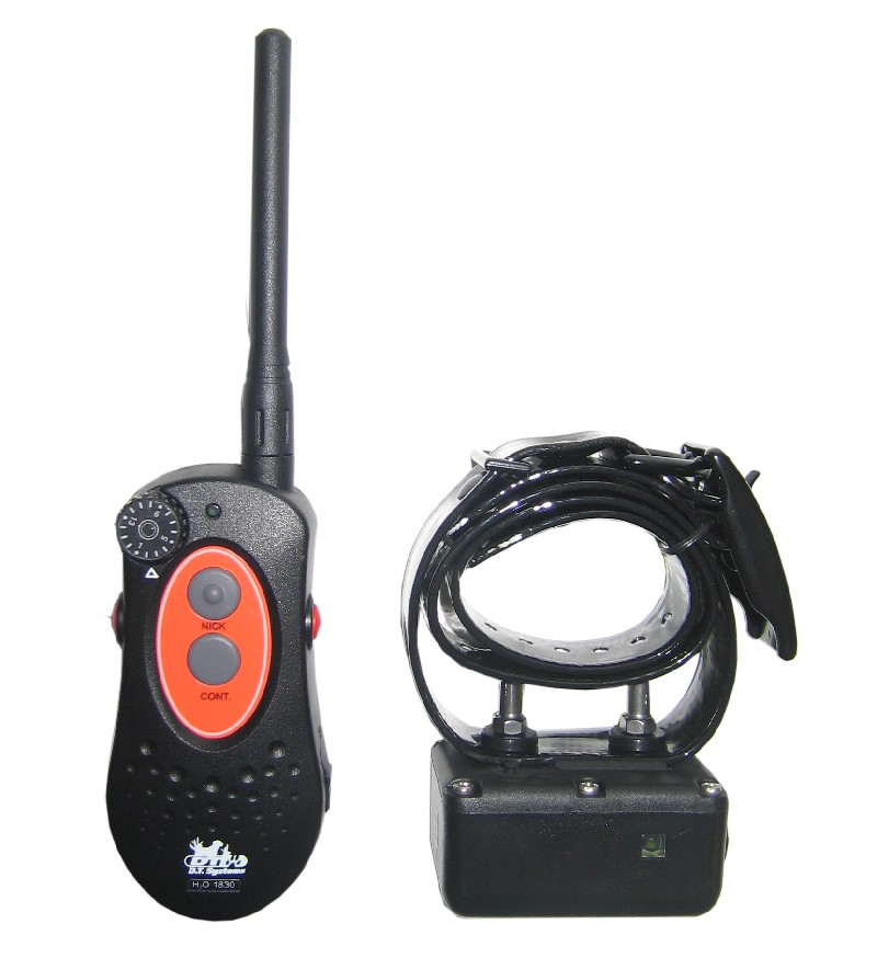 D.T. Systems H2O 2 Dog 1 Mile Remote Trainer with Vibration H2O-1822 Best Price