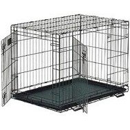 Life Stages Double Door Dog Crate 48 X 30 X 33