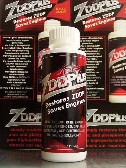 1 Zddplus Zddp Engine Oil Additive Save Your Engine Ebay
