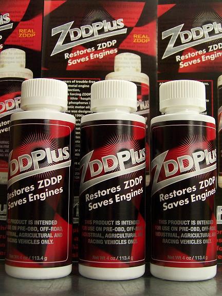3 Zddplus Zddp Engine Oil Additive Save Your Engine Ebay