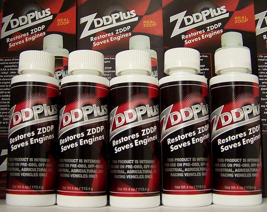 Sell 4 zddplus zddp engine oil additive save your engine for Motor oil manufacturers in usa